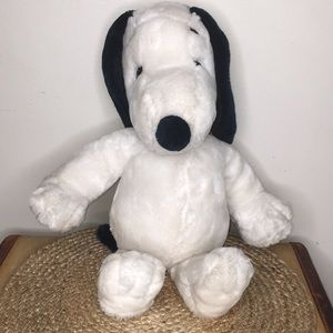 Vintage Large Plush Snoopy Stuffed Animal